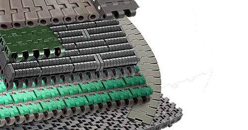 Łańcuchy i taśmy łańcuchy płytkowe taśmy modułowe Mawo Technology